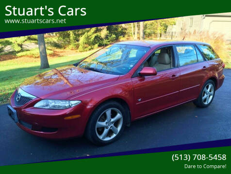 2004 Mazda MAZDA6 for sale at Stuart's Cars in Cincinnati OH