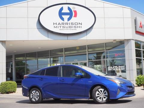 2016 Toyota Prius for sale at Harrison Imports in Sandy UT