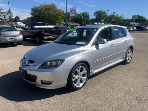 2008 Mazda MAZDA3 for sale at Peak Motors in Loves Park IL