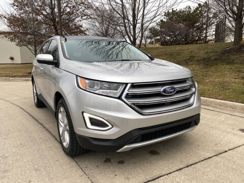 2018 Ford Edge for sale at Western Star Auto Sales in Chicago IL