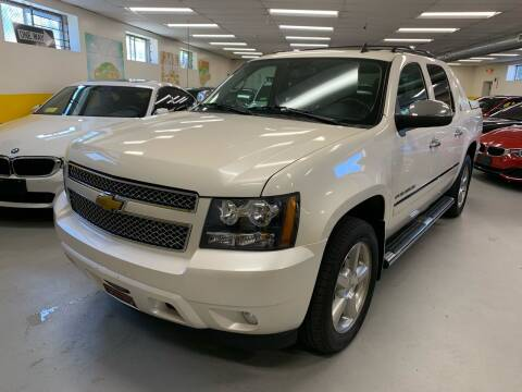 2013 Chevrolet Avalanche for sale at Newton Automotive and Sales in Newton MA