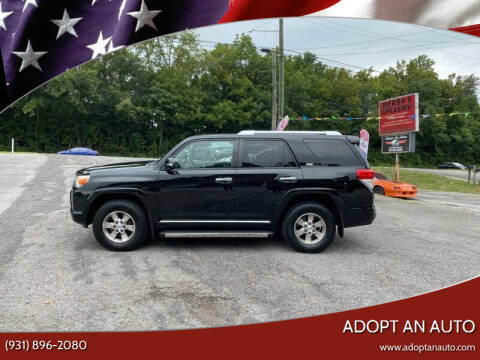 2012 Toyota 4Runner for sale at Adopt an Auto in Clarksville TN