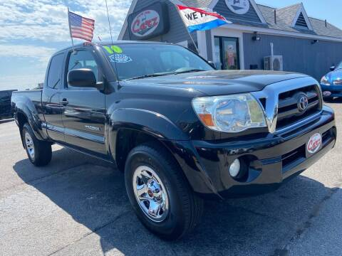2010 Toyota Tacoma for sale at Cape Cod Carz in Hyannis MA