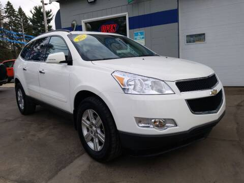 2012 Chevrolet Traverse for sale at Fleetwing Auto Sales in Erie PA