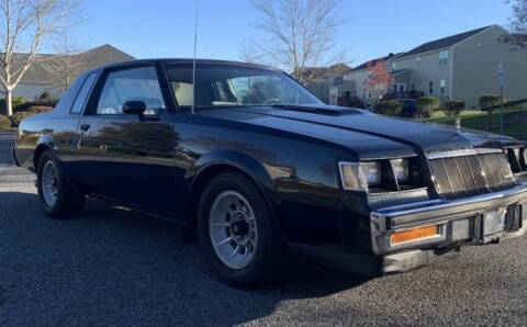 1986 Buick Regal for sale at Classic Car Deals in Cadillac MI