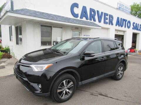 2017 Toyota RAV4 for sale at Carver Auto Sales in Saint Paul MN