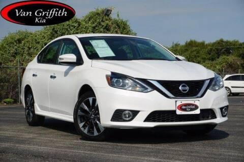 2019 Nissan Sentra for sale at Van Griffith Kia Granbury in Granbury TX