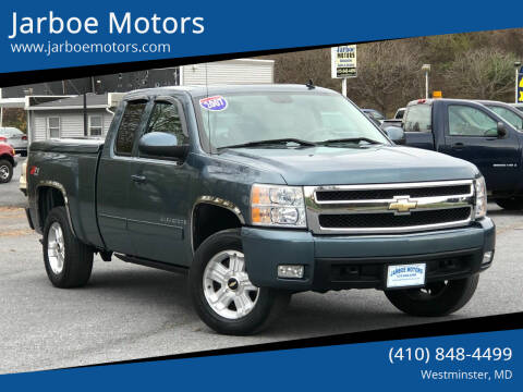 2007 Chevrolet Silverado 1500 for sale at Jarboe Motors in Westminster MD