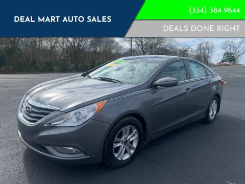 2013 Hyundai Sonata for sale at Deal Mart Auto Sales in Phenix City AL
