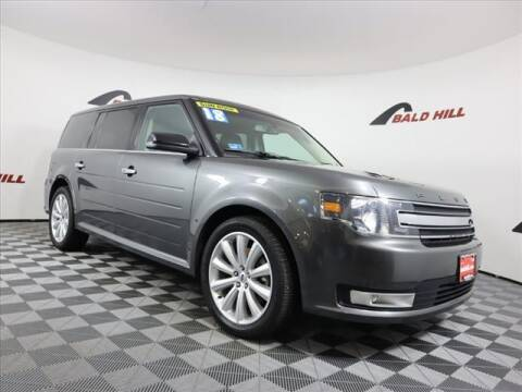 2018 Ford Flex for sale at Bald Hill Kia in Warwick RI