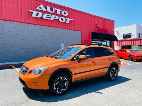 2014 Subaru XV Crosstrek for sale at Auto Depot - Nashville in Nashville TN