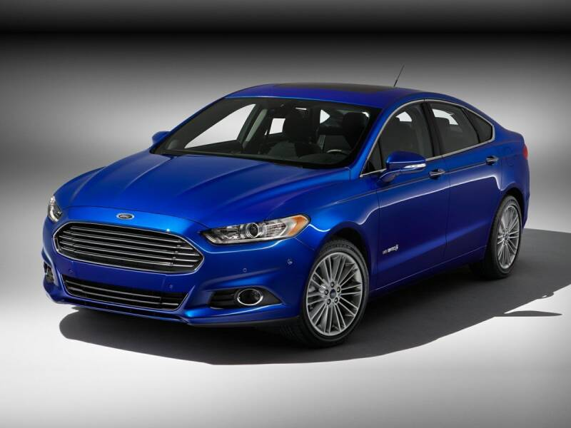 2016 Ford Fusion Hybrid for sale at Harrison Imports in Sandy UT