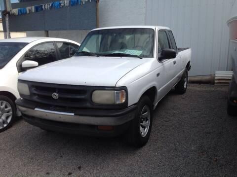 1997 Mazda B-Series Pickup for sale at GIB'S AUTO SALES in Tahlequah OK
