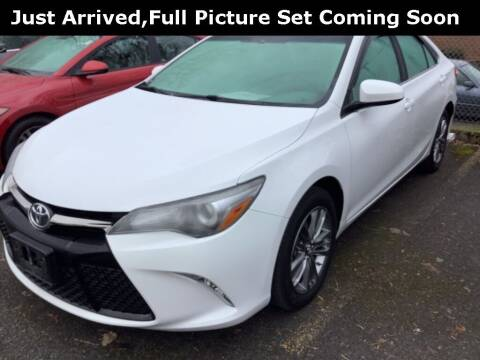 2017 Toyota Camry for sale at Royal Moore Custom Finance in Hillsboro OR