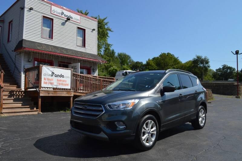 2018 Ford Escape for sale at DrivePanda.com Joliet in Joliet IL