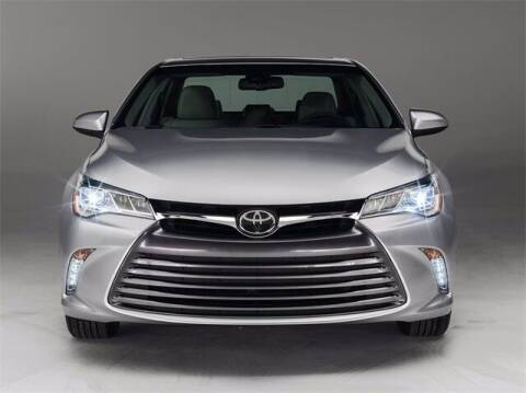 2015 Toyota Camry for sale at Michael's Auto Sales Corp in Hollywood FL