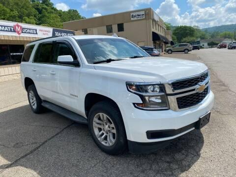 2017 Chevrolet Tahoe for sale at Matt Jones Preowned Auto in Wheeling WV