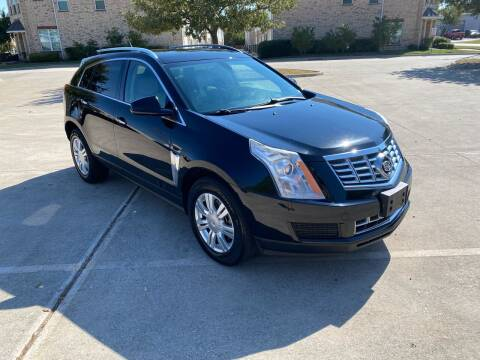 2014 Cadillac SRX for sale at GT Auto in Lewisville TX