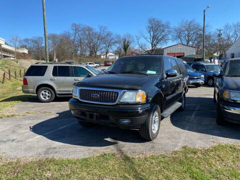 2002 Ford Expedition for sale at Discount Motors Inc in Nashville TN