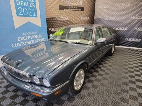2001 Jaguar XJ-Series for sale at X Drive Auto Sales Inc. in Dearborn Heights MI