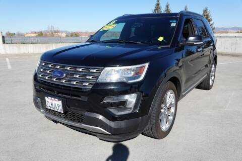 2016 Ford Explorer for sale at BAY AREA CAR SALES in San Jose CA
