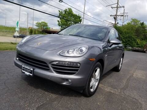 2011 Porsche Cayenne for sale at Luxury Imports Auto Sales and Service in Rolling Meadows IL
