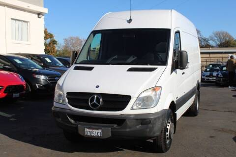 2012 Mercedes-Benz Sprinter Cargo for sale at Mag Motor Company in Walnut Creek CA