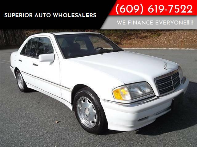 1999 Mercedes-Benz C-Class for sale at Superior Auto Wholesalers in Burlington City NJ
