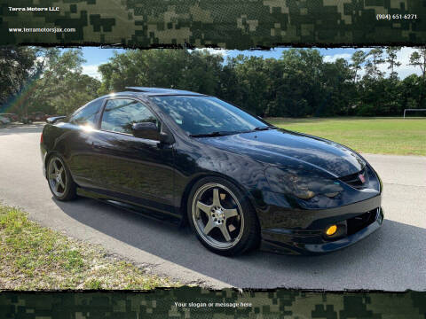 2002 Acura RSX for sale at Terra Motors LLC in Jacksonville FL