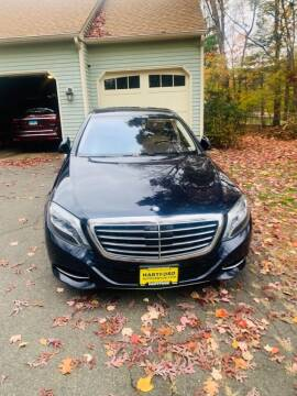 2014 Mercedes-Benz S-Class for sale at Hartford Auto Center in Hartford CT