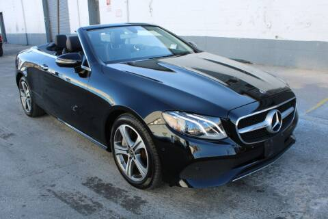 2018 Mercedes-Benz E-Class for sale at LIBERTY AUTOLAND INC in Jamaica NY