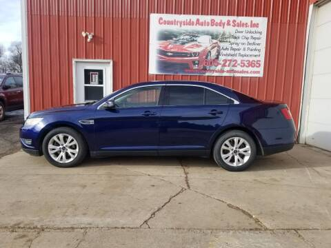2011 Ford Taurus for sale at Countryside Auto Body & Sales, Inc in Gary SD
