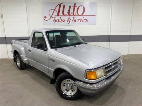1997 Ford Ranger for sale at Auto Sales & Service Wholesale in Indianapolis IN
