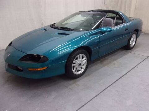 1996 Chevrolet Camaro for sale at Paquet Auto Sales in Madison OH