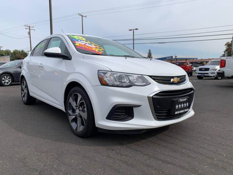 2019 Chevrolet Sonic for sale at 5 Star Auto Sales in Modesto CA