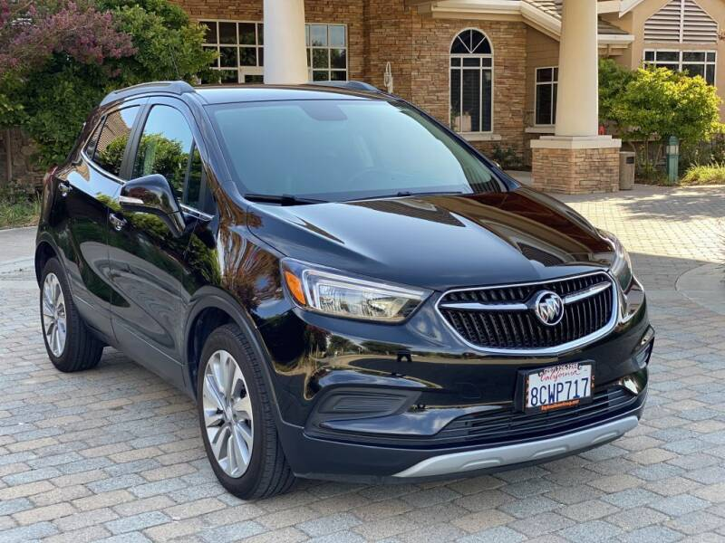2018 Buick Encore for sale at CarSwitch Inc in San Ramon CA