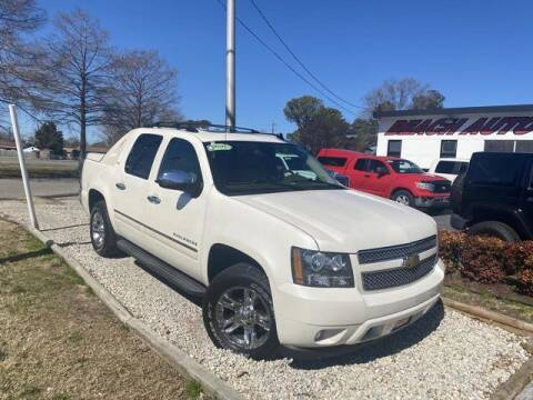2012 Chevrolet Avalanche for sale at Beach Auto Brokers in Norfolk VA