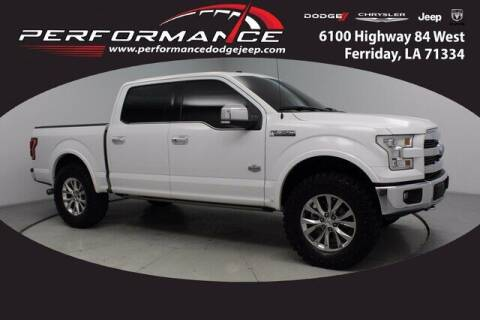 2017 Ford F-150 for sale at Auto Group South - Performance Dodge Chrysler Jeep in Ferriday LA