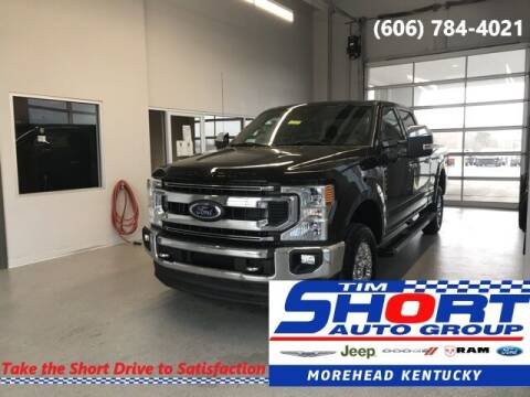 2021 Ford F-250 Super Duty for sale at Tim Short Chrysler in Morehead KY