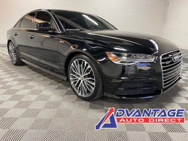 2017 Audi A6 for sale at Advantage Auto Direct in Kent WA