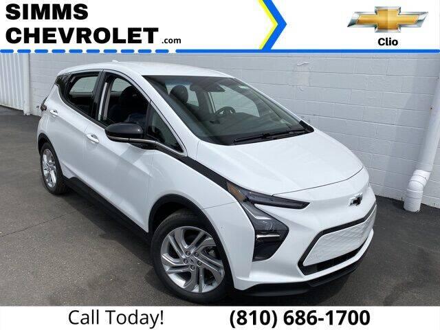 2022 Chevrolet Bolt EV for sale in Clio, MI