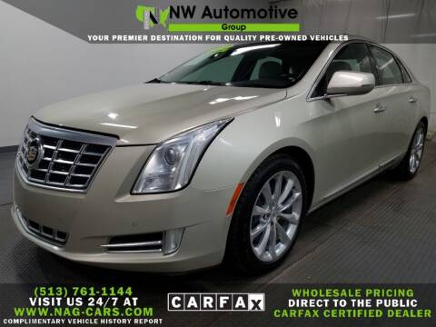 2014 Cadillac XTS for sale at NW Automotive Group in Cincinnati OH
