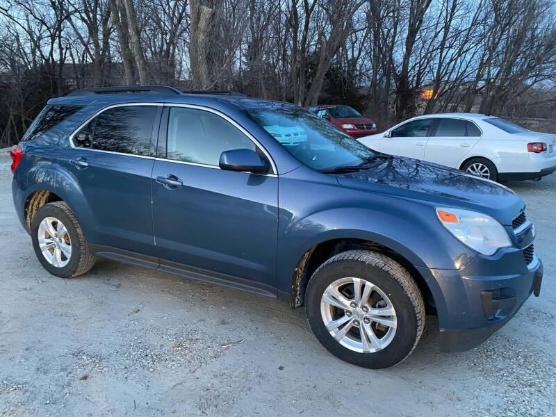 2011 Chevrolet Equinox for sale at Kansas Car Finder in Valley Falls KS