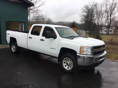 2012 Chevrolet Silverado 3500HD for sale at Last Frontier Inc in Blairstown NJ