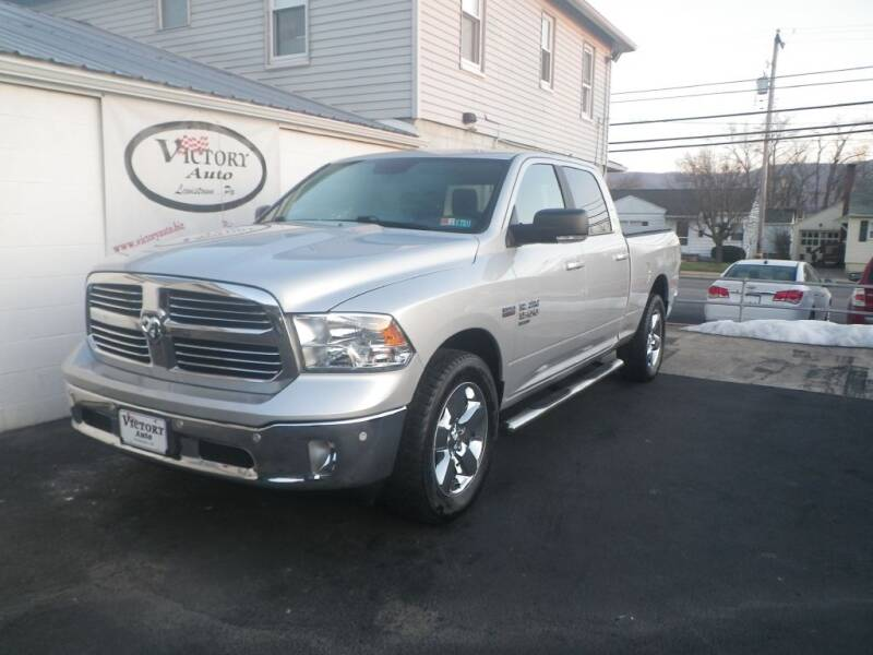 2019 RAM Ram Pickup 1500 Classic for sale at VICTORY AUTO in Lewistown PA