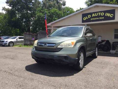 2007 Honda CR-V for sale at QLD AUTO INC in Tampa FL