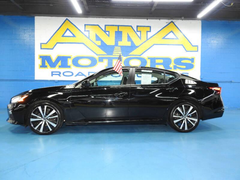 2020 Nissan Altima for sale at ANNA MOTORS, INC. in Detroit MI