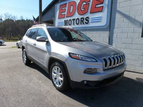 2014 Jeep Cherokee for sale at Edge Motors in Mooresville NC