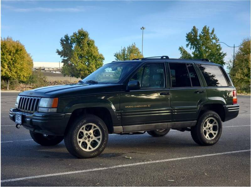 1997 Jeep Grand Cherokee for sale at Elite 1 Auto Sales in Kennewick WA