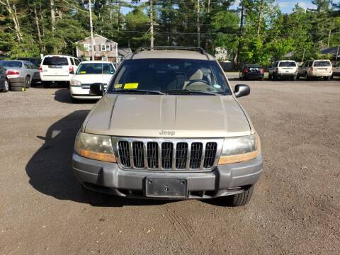 2001 Jeep Grand Cherokee for sale at 1st Priority Autos in Middleborough MA